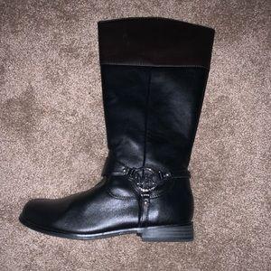 Michael Kors Emma rider boots